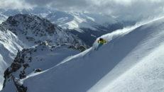 Toppmöte i bergen: Davos med världsmästaren