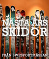 Nästa års skidor på Swesportmässan