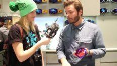 ISPO 2014: Oakley visar sin nya antiflatljus-lins prizm