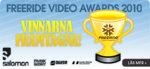 Freeride Video Awards 2010 avgjort