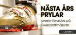 Nästa års prylar presenterade på Swesportmässan