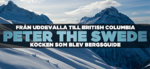 Peter the Swede – Kocken som blev bergsguide