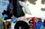 Blågula framgångar i Andorra