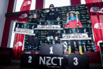 Tanner vinner halfpipen under NZ Freeski Open