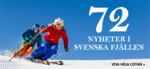 72 nyheter i svenska fjällen