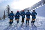 Fem svenskar på start när skicrossvärldscupen drar igång