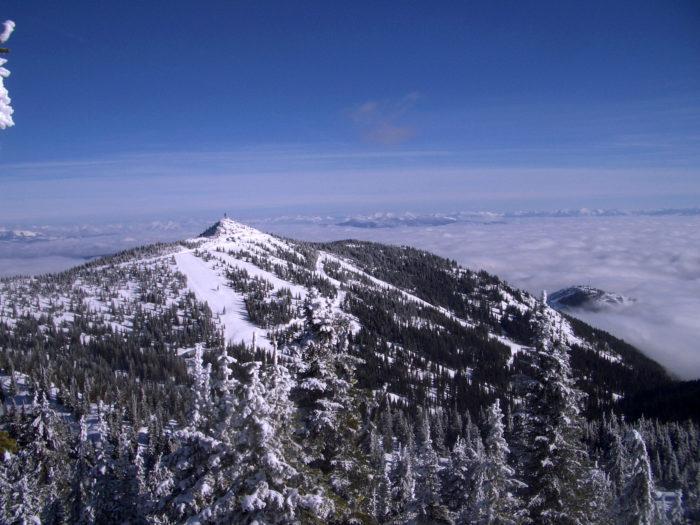 Skidåkningen i Red Mountain ska vara fin sägs det.