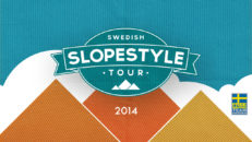 Swedish Slopestyle Tour 2014  #2 - Vännäs