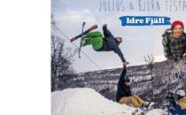Julius och Björn testar EP01 – Idre fjäll