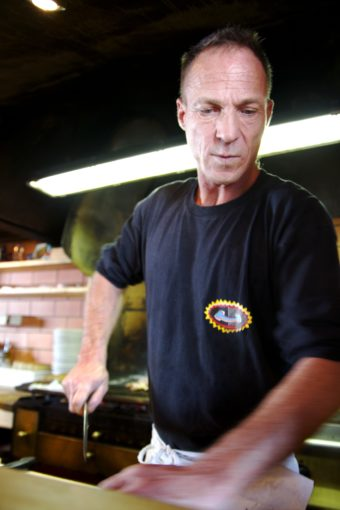 Restaurangen där man kan beställa ett kilo kött om man så önskar.