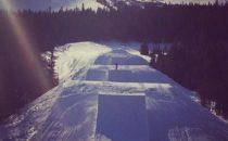 Svarta linjen öppnar i Åre
