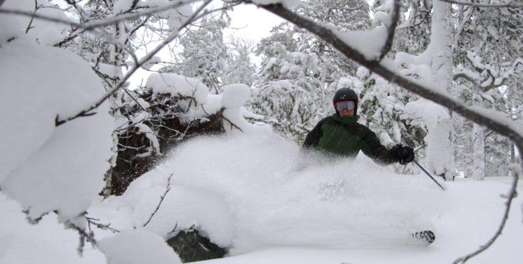 Freeride fick möjlighet att testa nästa års skidor redan nu. Ett erbjudande man inte tackar nej till, speciellt inte i snöiga Vemdalen.