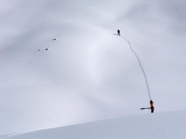 Slava tar täten med sina K2 Hellbent's