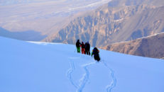 Schweiz på kirgiziska – skidåkning i bergslandet Kirgizistan