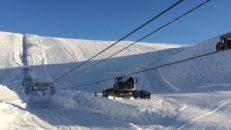 All sommarskidåkning i Norge har öppnat