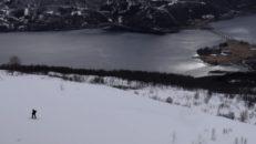 Turrapport från Narviksfjällen