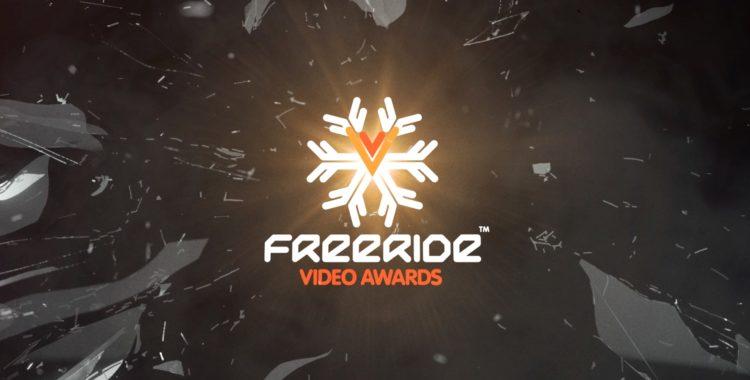 Freeride Video Awards-finalen 2014.