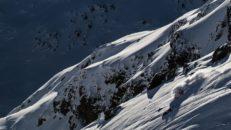Lotten har huvudet bland bergen och pjäxorna på jorden