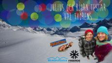 Julius och Björn testar EP 03 – Val Thorens