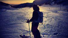 Topp 5: Årets bästa skiddagar med Caroline Strömberg