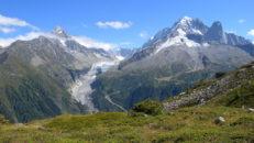 Uppfräschning av liftar i Chamonix