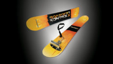 Tre skäl att montera en broms på din snowboard
