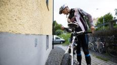 Skantz cyklar svenska fjällkedjan