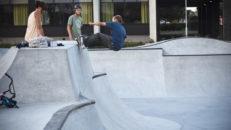 Ny Skatepark i Sundsvall