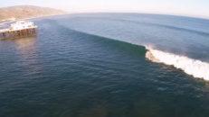 Surfgodis från Kalifornien