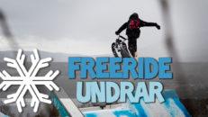 Freeride undrar: Åkdon