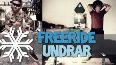Freeride Undrar: Försäsongsträning