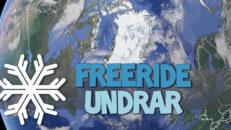 Freeride Undrar: Vart vill du helst resa?