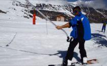 Knappliftsadapter: en revolution för snowboardåkare