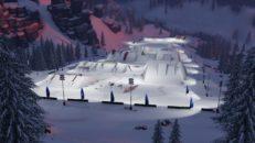 SNOW uppdaterat med nya områden, musik och ljud