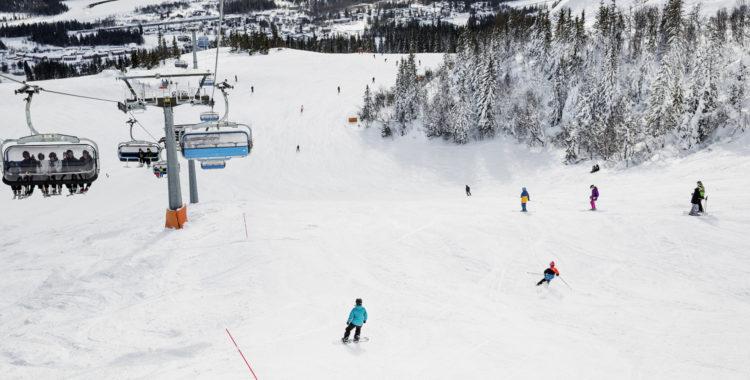 Duved är en av många platser i fjällen som har nyheter inför vintern.
