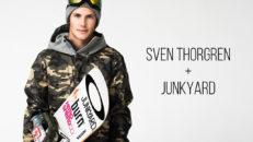 Sven Thorgren senaste tillskottet på Junkyards team