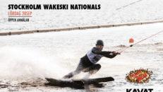 Stockholm wakeski nationals