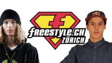 Inför Freestyle.ch med Jesper Tjäder och Oscar Wester