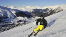Ny kabinbana i Davos