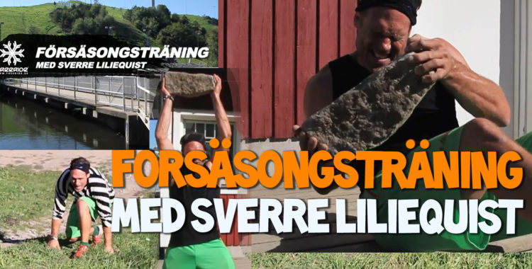 Sverre Liliequist lär dig hur du håller fläsket i styr