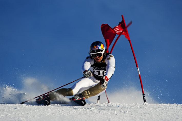 Jon Olsson satsade mot OS 2014 i storslalom