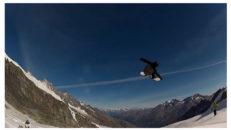 Snowboardpepp i Saas Fee