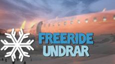 Freeride Undrar: Har du bokat någon skidresa än?