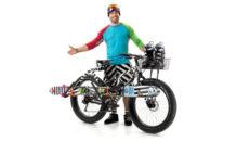 Sverre Liliequist designar ny cykel