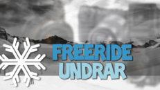 Freeride Undrar: Fotar du när du åker?