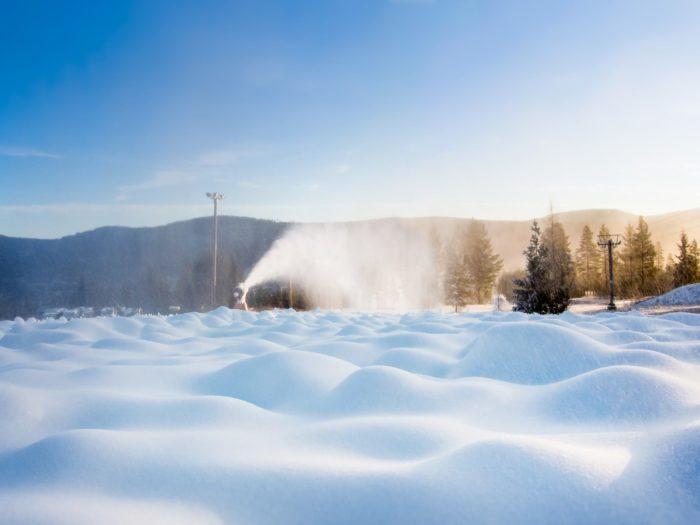 Vintern närmar sig men än har Trysil inte nog med snö för att öppna.