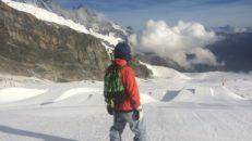 Sista ansökningsdag till skid- och snowboardgymnasium