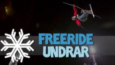 Freeride Undrar: Hur många varv kan du snurra?