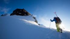 Cosmiqueshyttan – Med drömmar om Mt Blanc