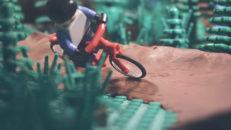 Lego ride MTB